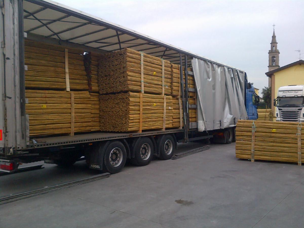 Rosa pietro e figli bamboo import e vendita canne di for Vendita bambu